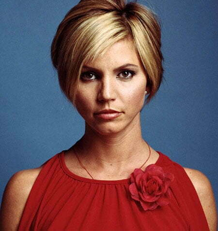 Image Result For Best Short Hairstyles For Round Faces Short