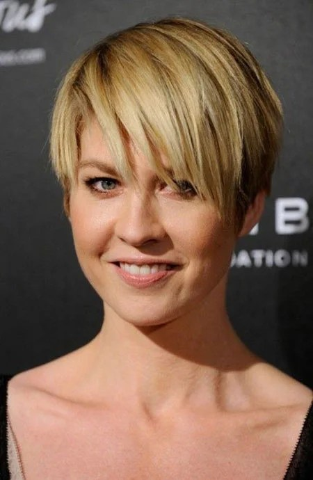 Short Straight Hairstyles For 2013 2014 Short