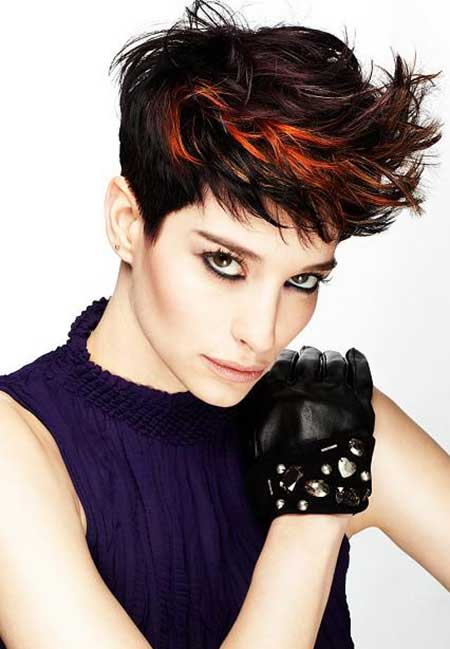 35 Short  Hair  Color  Ideas