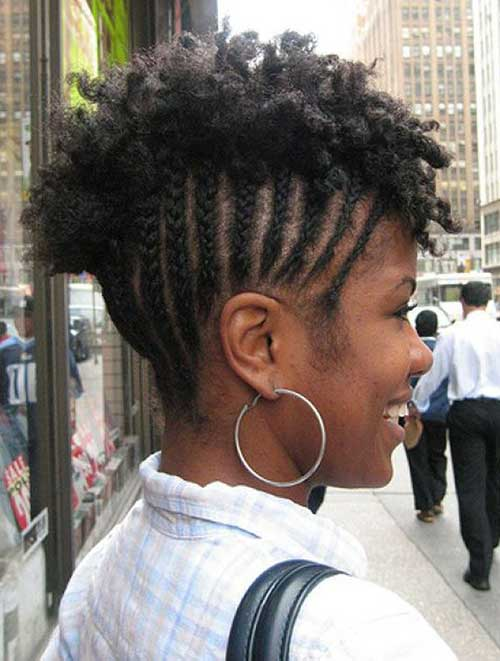 Image Result For Black Hairstyles Mohawk