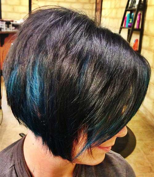 25 Short Haircuts And Colors Short Hairstyles 2017
