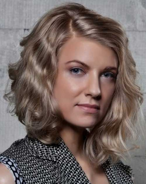Best Bob Cuts For Curly Hair Short Hairstyles 2017