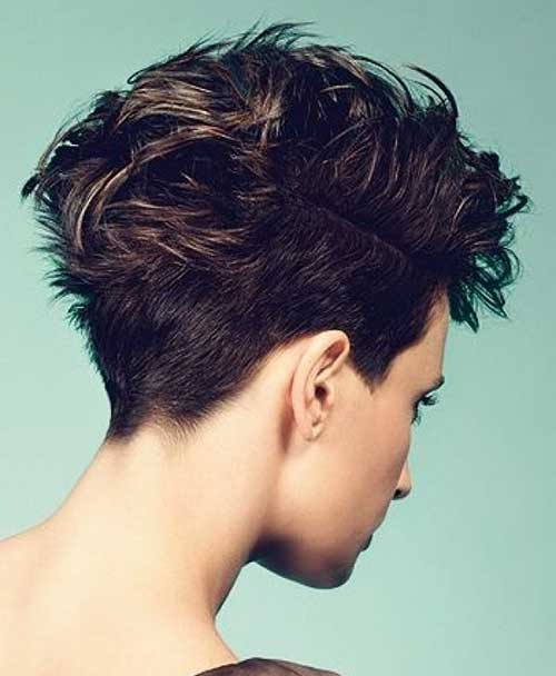 20 Best Short Brown Haircuts