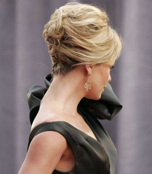 25 Elegant Hairstyles For Short Hair