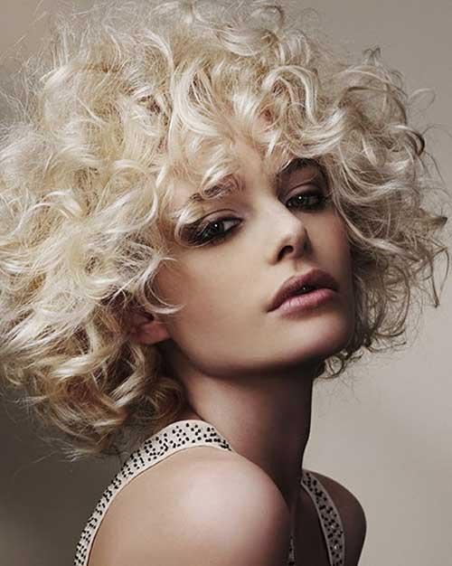 15 Curly Perms For Short Hair - crazyforus