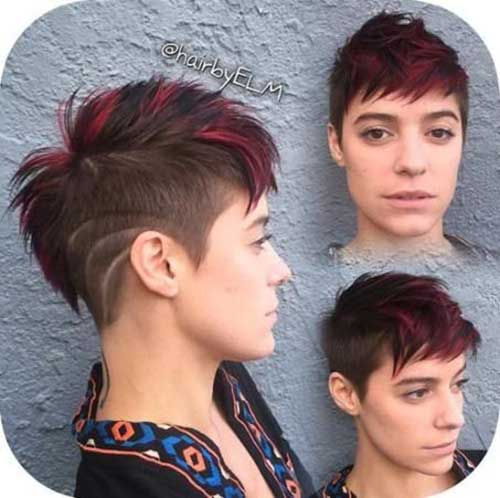 20 Funky Short Haircuts Short Hairstyles 2017 2018