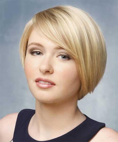15 Short Haircuts For Thin Straight Hair Short
