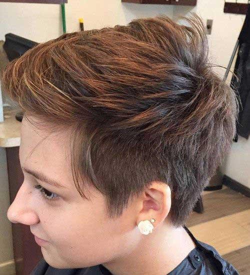 20 Short Choppy Haircuts Short Hairstyles 2017 2018