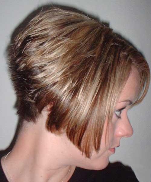 15 Short Stacked Haircuts Short Hairstyles 2017 2018