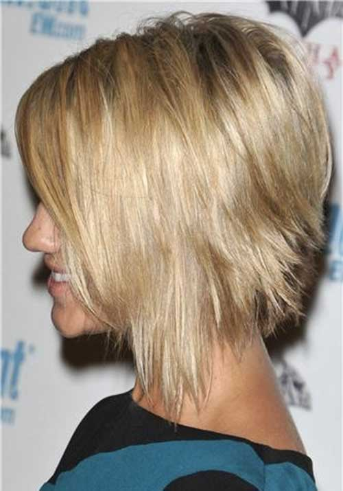Short Layered Bob Pictures Short Hairstyles 2017 2018