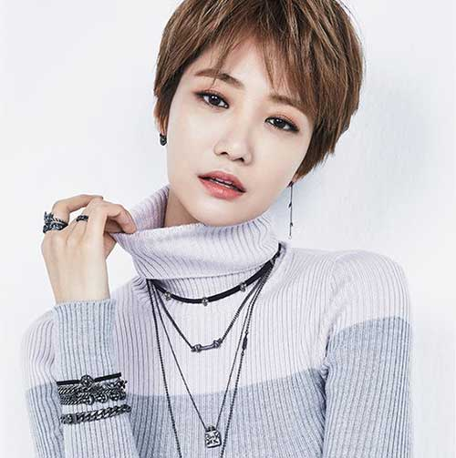 Most Lovely Asian Pixie Cut Pics