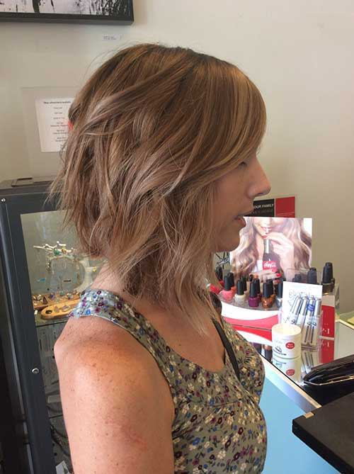 10 Ash Blonde Bob Short Hairstyles 2017 2018 Most