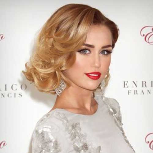 25 Best Curly Short Hairstyles 2014 2015 Short