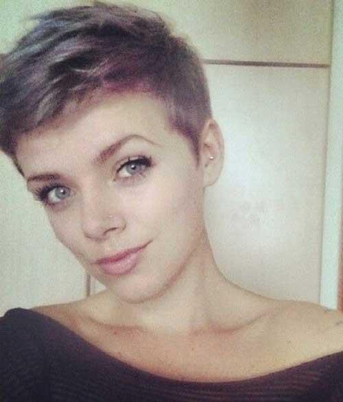 Pixie Short Haircut