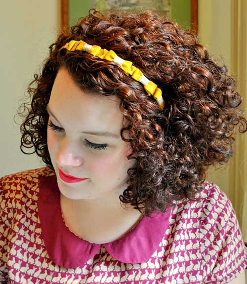 10 Best Short Thick Curly Hairstyles Short Hairstyles
