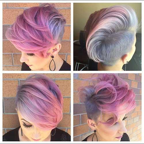 Pixie Cut Style