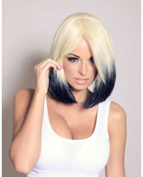 25 Bob Hair Color Ideas Short Hairstyles 2017 2018