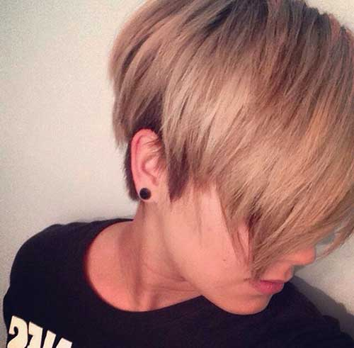 10 New Punk Pixie Cuts Short Hairstyles 2017 2018