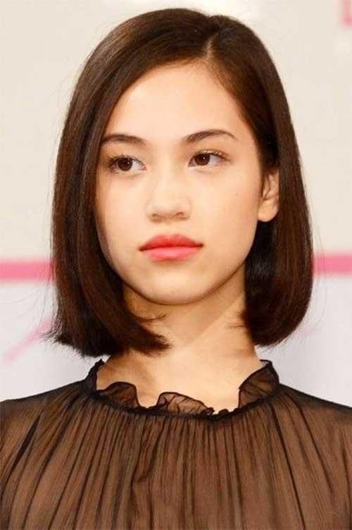 20 Short Haircuts For Asian Women