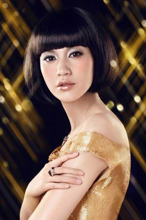 Chinese Bob Hairstyles 2015 2016 Short Hairstyles 2017