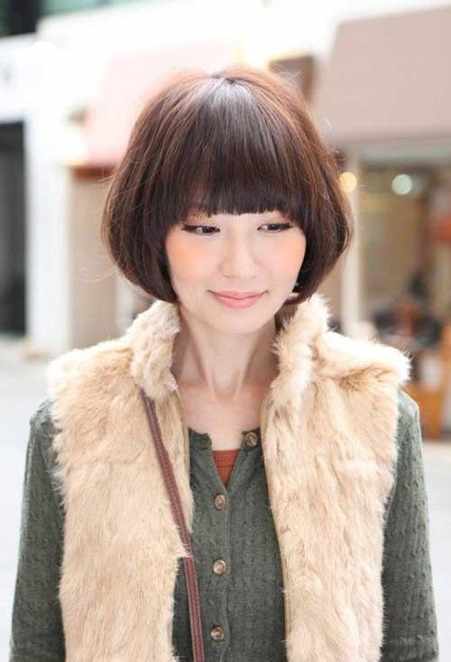 20 Short Haircuts For Asian Women Short Hairstyles 2017