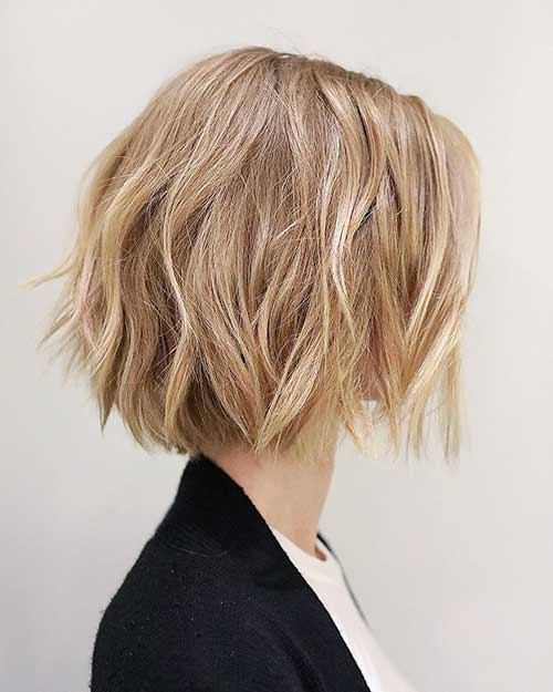 Latest Short Choppy Haircuts For Textured Style