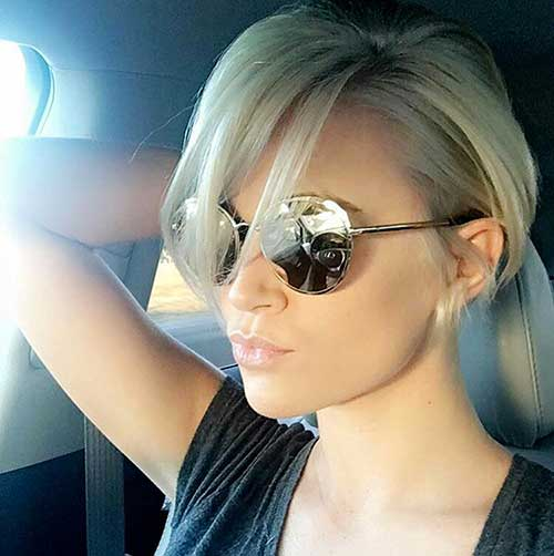 Appealing Short Straight Hairstyle Pics Short Hairstyles