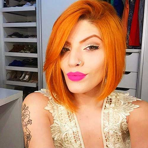 Eye Catching Short Red Hair Ideas To Try Short
