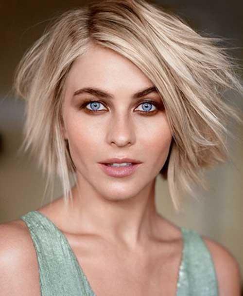 Julianne Hough Short Blonde Hair