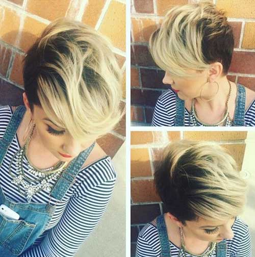 25 Latest Short Hair Pictures Short Hairstyles 2017