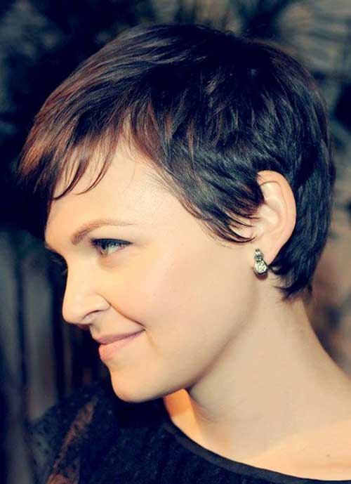 20 Brown Pixie Cuts Short Hairstyles 2017 2018 Most