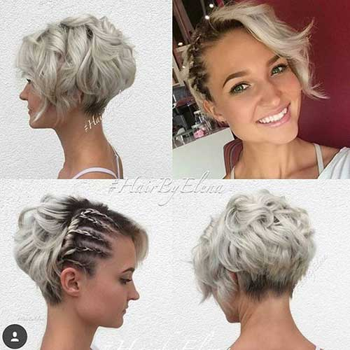 Must Try Braided Short Hairstyle Guide For Girls Short