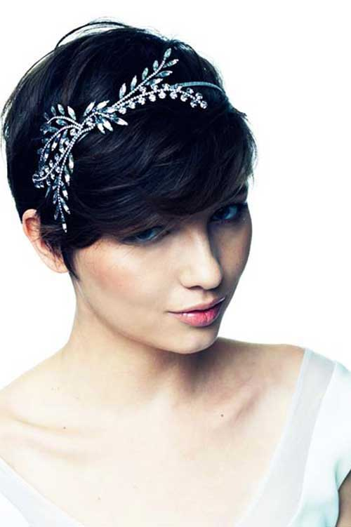 Really Adorable French Style Short Haircuts