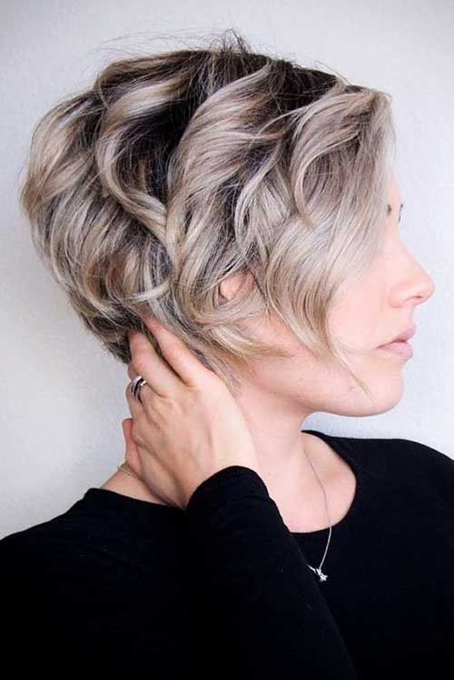 Good Looking Short Bob Haircuts Short Hairstyles 2018