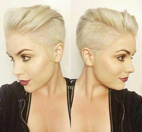 20 Long Pixie Haircuts You Should See , crazyforus