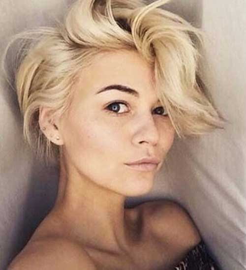20 Really Cute Short Hairstyles You Will Love - crazyforus