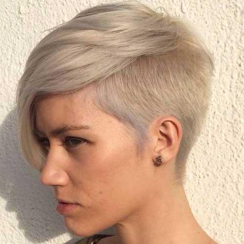 Short Side Hair Cut