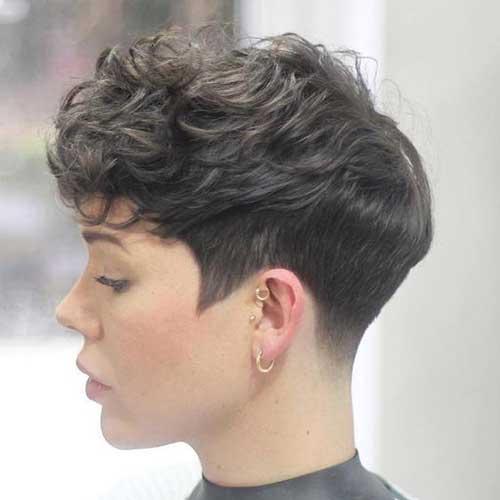 20 Edgy Short Hairstyles And Haircuts Crazyforus