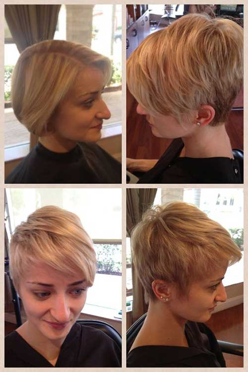 Short Haircut