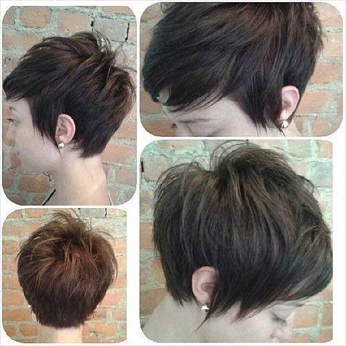 Cute Girls Choice Short Haircuts Crazyforus