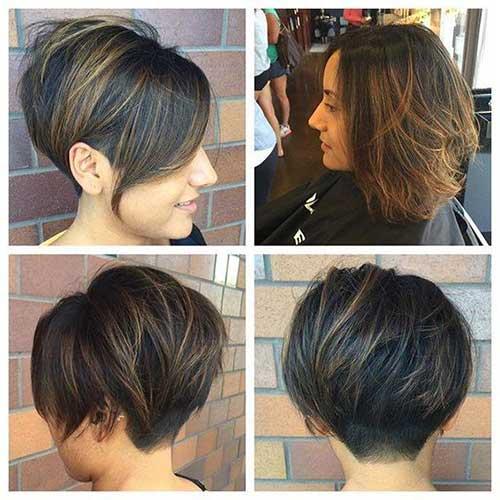 Graduated Bob Haircuts