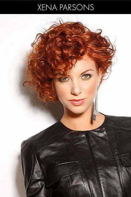 25 Hairstyles For Short Curly Hair Short Curly Haircuts