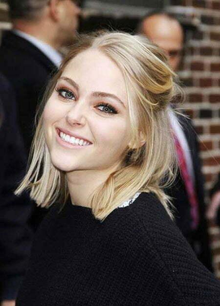 Casual Hair, Cute Short Olsen Robbie