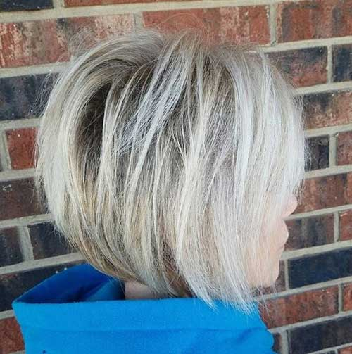 Graduated Bob Haircuts for 2018