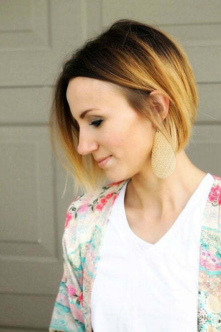 23 Amazing Short Ombre Hairstyles
