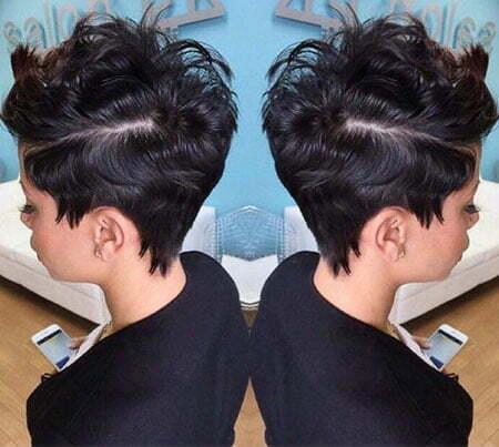 Disconnected Pixie, Pixie Hair Short Girl
