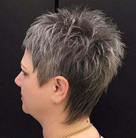 Short Choppy Haircuts Pixie