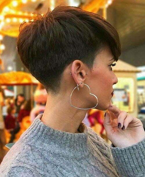 Cute Short Haircuts-17