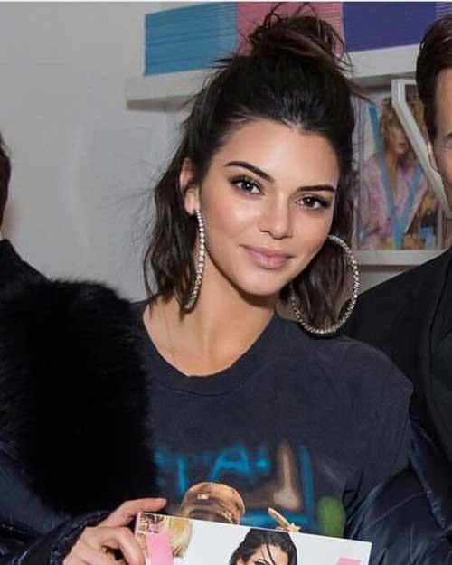 Kendall Jenner Short Hair-14