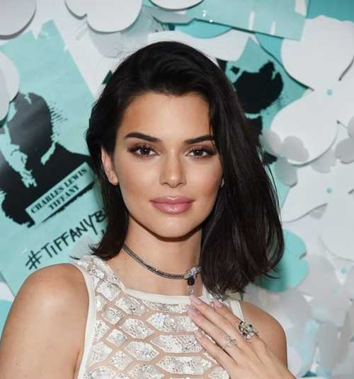 Kendall Jenner Short Hair-17